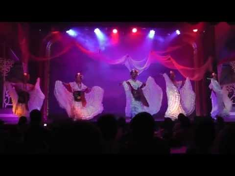 Mexican Show in GR Caribe by Solaris, Cancun