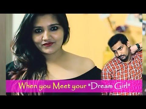 "When you Meet your ""DREAM GIRL"" | Aashqeen"