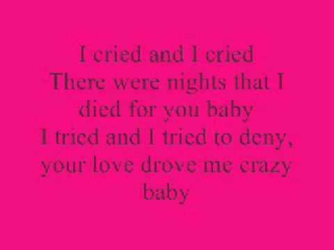 This Ain't A Love Song - Jon Bon Jovi - Lyrics