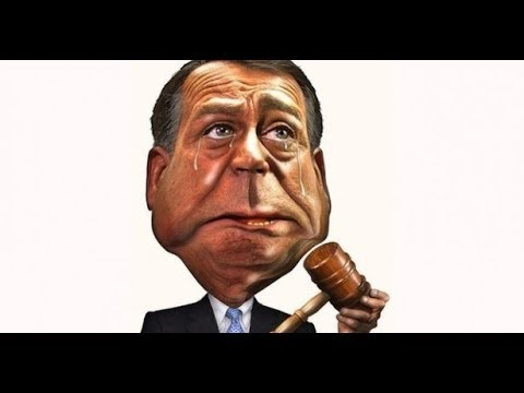 A #Petition to Impeach John A. Boehner, Speaker of the House