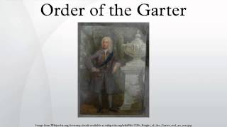 Order of the Garter