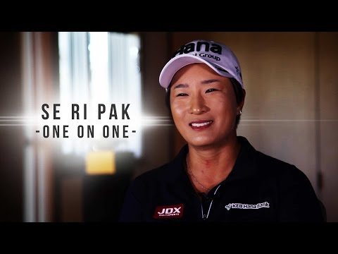One On One With Se Ri Pak - Announces Retirement From LPGA Tour