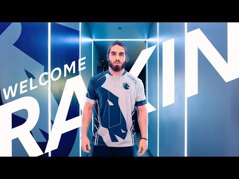 VEM PRO PAI — Welcome Rakin To Team Liquid!!! #EUSOULIQUID