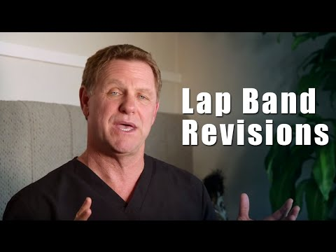 Lap Band Revisions