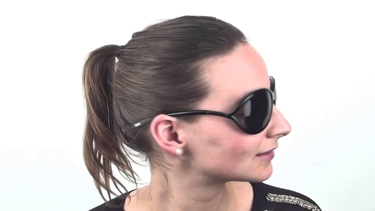 85c6e979617a Tom Ford FT0008 JENNIFER 199 Sunglasses - VisionDirect Reviews - YouTube