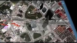 Shanghai World Finance Center video