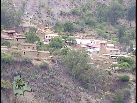 Duraznos y manzanas en San Lucas Chuquisaca
