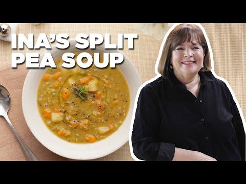Barefoot Contessa's 5-Star Split Pea Soup | Food Network