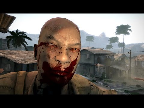 Vietnam's Zombie Shooter