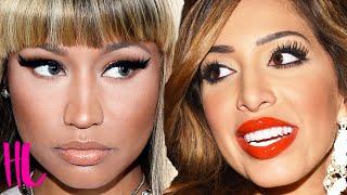 Farrah Abraham Gets 6 Year Old Daughter To Diss Nicki Minaj