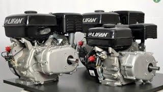 Двигатель Lifan LF188F-2R 13 л.с. с редуктором (2 к 1) и центробежным сеплением