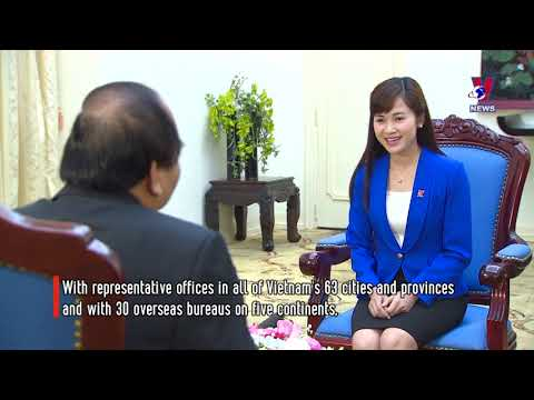 75 years of Vietnam News Agency