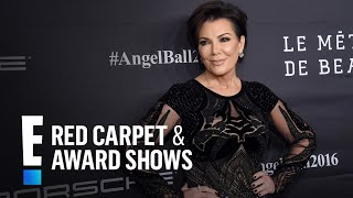 Kris Jenner Gives an Update on Rob Kardashian & Baby Dream | E! Live from the Red Carpet