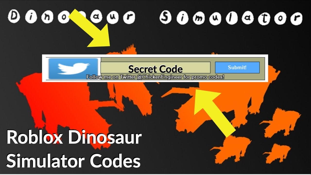 roblox dinosaur simulator promo codes