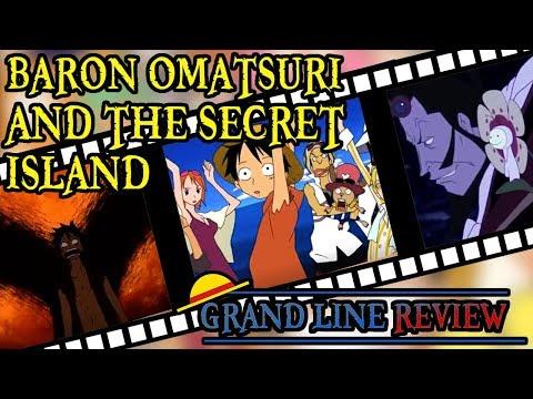 Baron Omatsuri and the Secret Island Review (Film Friday)