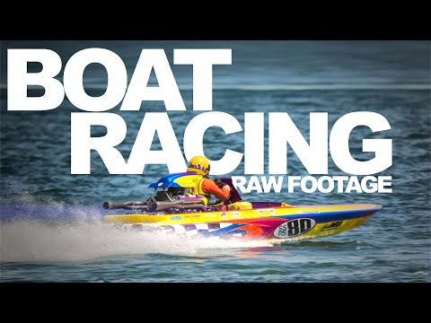 V8 Power Boat Racing AWESOME SOUNDS & NO MUSIC at San Diego Bayfair