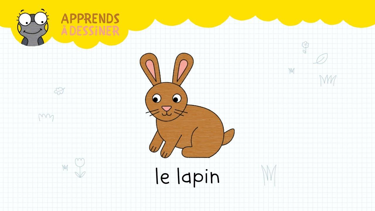 Apprends à dessiner avec Sam #3 - Le lapin