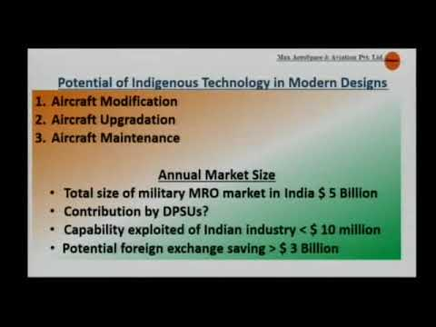 The 13th International Conference on Energising Indian Aerospace Industry: Mapping the Change