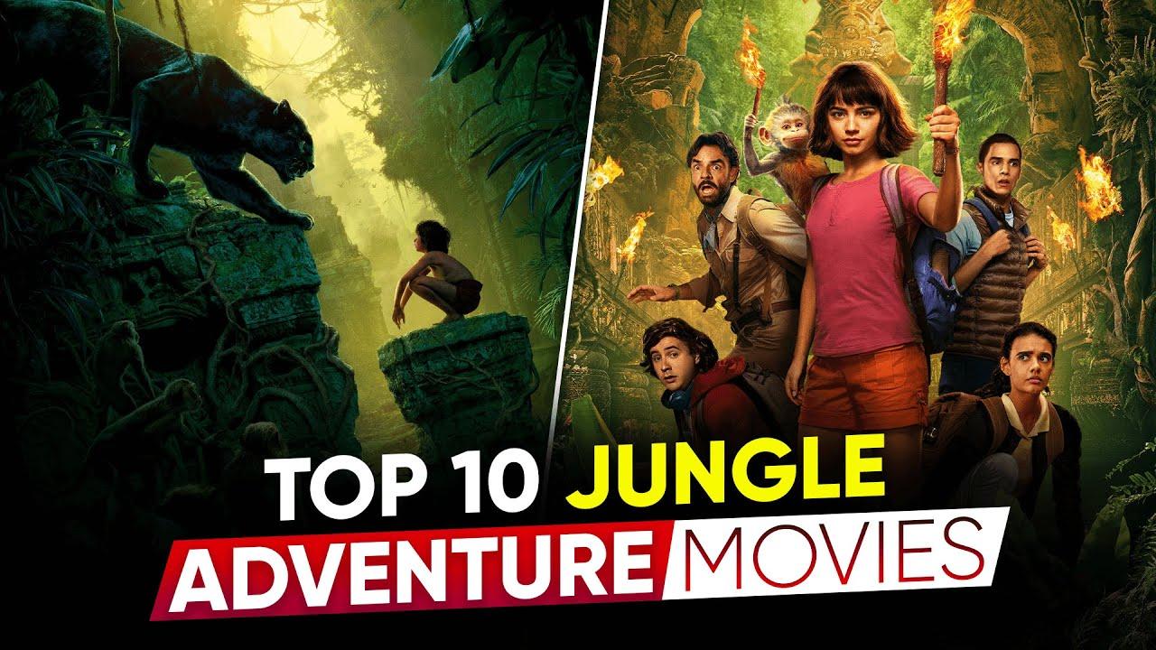 Download TOP: 10 Best Jungle Adventure Movies in Hindi | Jungle Fantasy Movies in HIndi | Moviesbolt
