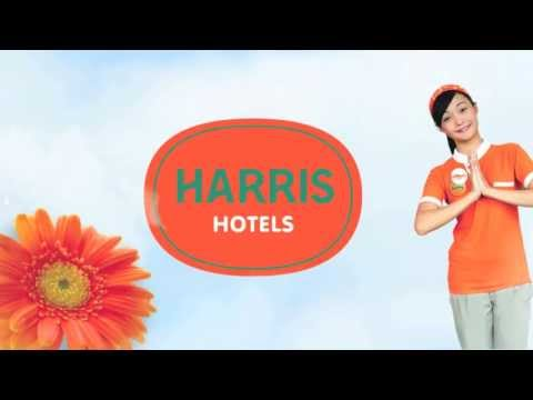 HARRIS Hotels Woman's Touch Campaign