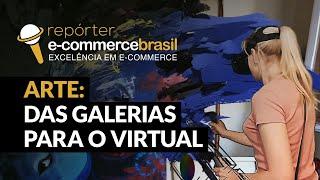 Arte: das galerias para o virtual