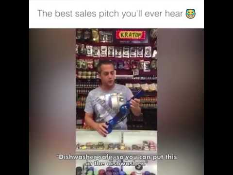 The best sales pitch you'll ever hear