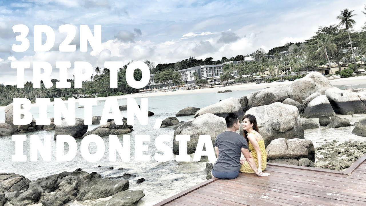 TRAVEL VLOG: Singapore to Bintan 3D2N | Welcome to Bintan Indonesia