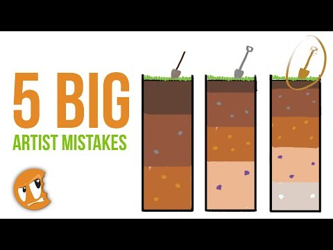 Stream: 5 BIG Artist Mistakes