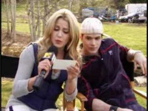 Interview Kellan Lutz & Nikki Reed