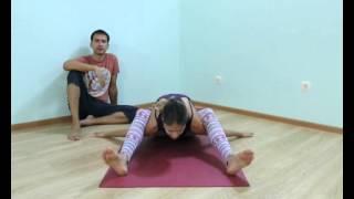 Аштанга йога для начинающих.  Урок № 29. Курмасана