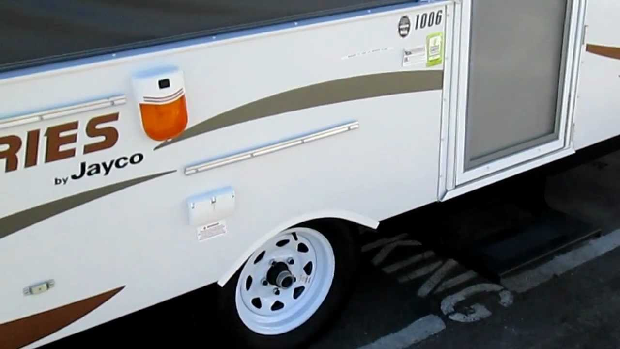 Download Jayco Jay Sieries Tent Trailers