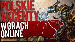 POLSKIE AKCENTY W GRACH ONLINE