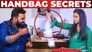 Vj Manimegalai's Departmental Store List Revealed – What's Inside the Handbag