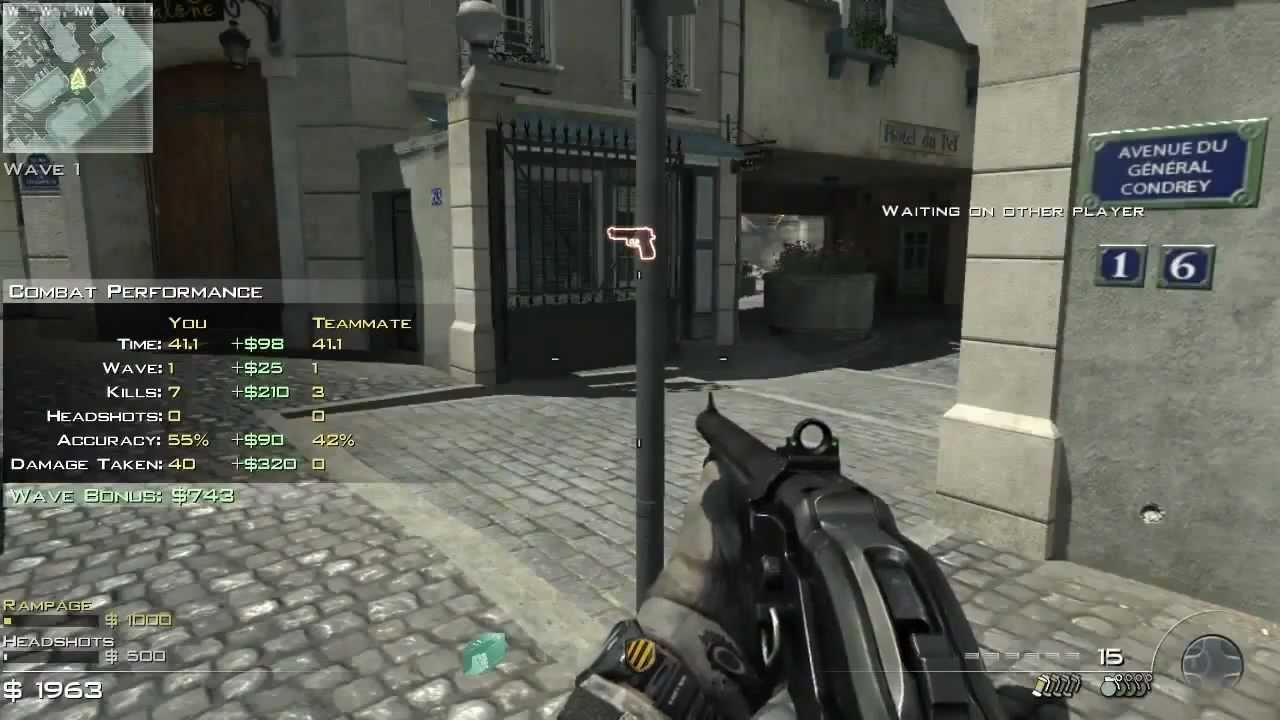 Call Of Duty Modern Warfare 3 Survival Mode Files Download