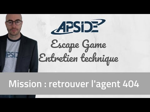 Apside Escape Agency : Agent 404