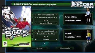 Sensible Soccer 2006 Full PC - Español - Actualizado 2018