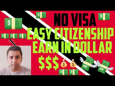 Visa Free Entry | Get A Job & Citizenship | Live & Work Abroad