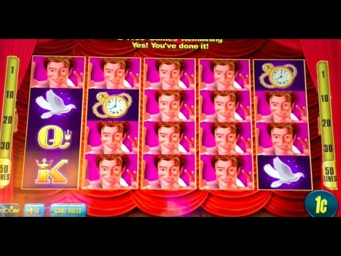 Touch Of Magic Mega Vault Timber Wolf Slot Machine