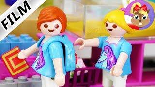 Playmobil Film deutsch   JULIAN VOGEL geht für Hannah in die Schule! Doppelgängerin!? Kinderserie