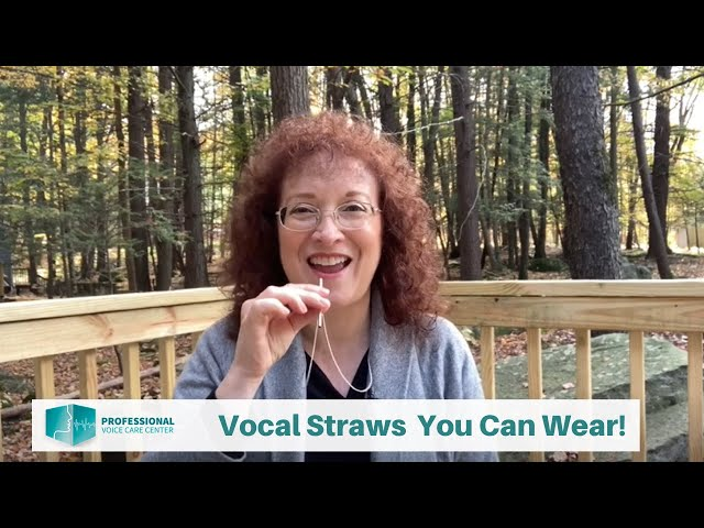 OOVO Straws: Take Care of Your Voice and the Planet