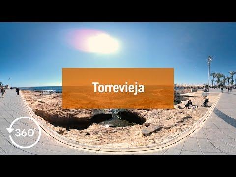 Torrevieja Costa Blanca i VR/360 - Fastighetsbyrån Utland