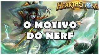 HEARTHSTONE - O MOTIVO DO NERF! (WILD NAGA GIANT WARLOCK)