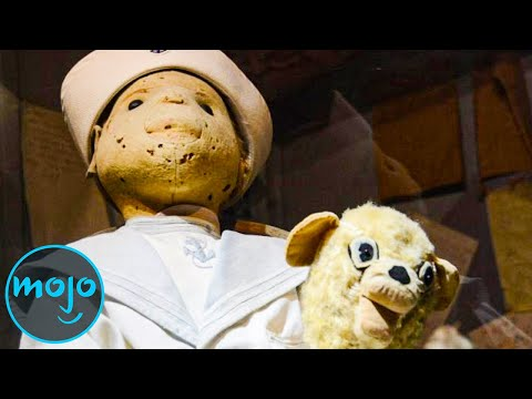 Top 10 Haunted Objects in Museums
