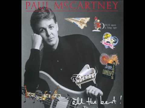 CD Paul McCartney   All The Best 1987   13   Once Upon A Long Ago