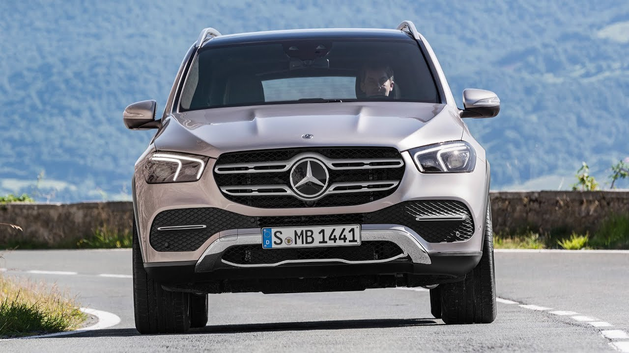 2019 Mercedes Benz Gle Driving Interior Exterior