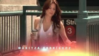 El Rostro de la Venganza - La primera actriz Maritza Rodriguez / Telemundo
