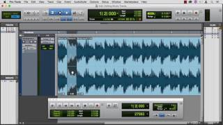 Learning ProTools 12 05 03 Slicing Music Using The Grid