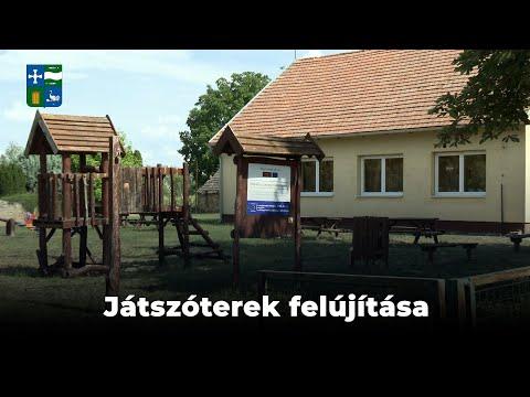 2021.08.26 - Játszóterek felújítása
