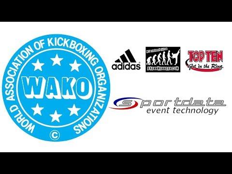 Musical Forms Day 2 WAKO World Championships 2017
