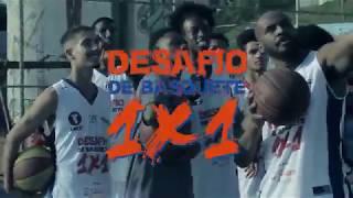 Desafio de Basquete 1x1  - 3ª etapa - CEU Caminho do Mar - São Paulo - 2018   Entrevistas
